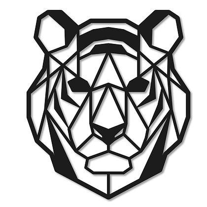 Tigre> Figura madera