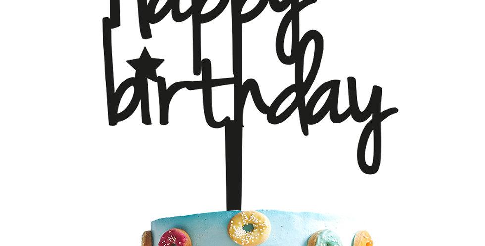Cake Topper > Frases