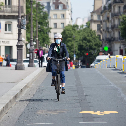 Pratique du vélo : aux employeurs de jouer