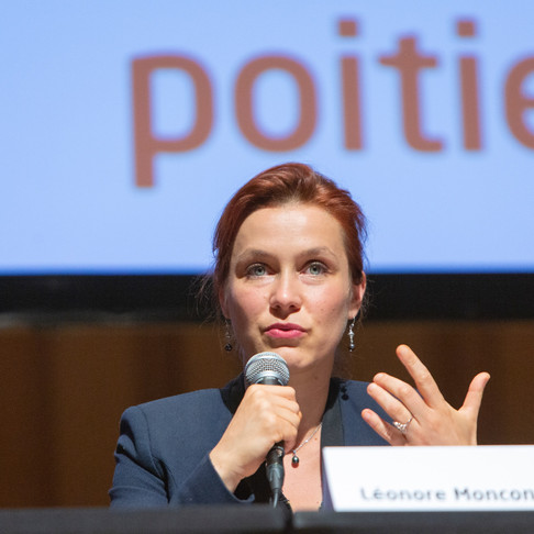 Léonore Moncond'huy : « Poitiers va organiser une convention citoyenne »