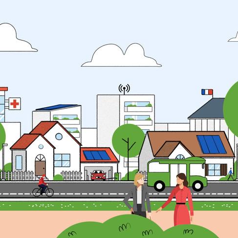 Numériser les villes pour les rendre résilientes