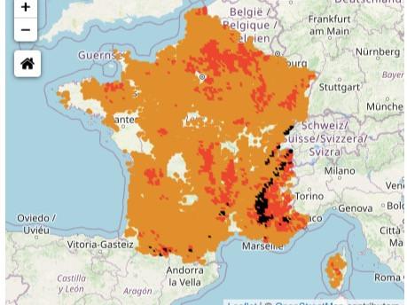 Comment les territoires français  anticipent les sécheresses