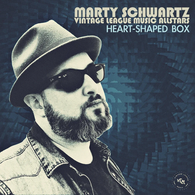 Marty Schwartz and the Vintage League Music Allstars - Heart-Shaped Box.webp