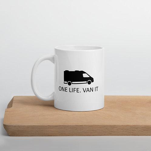 One Life Van It Mug