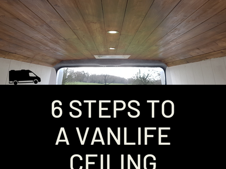How to: VANLIFE CEILING