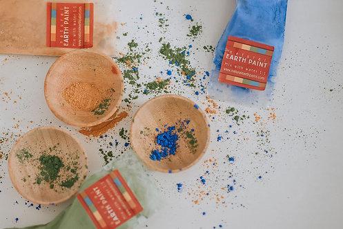 Natural Earth Paint Kit