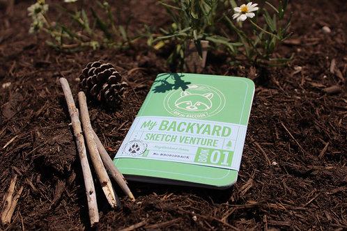 Backyard Scavenger Hunt Journal