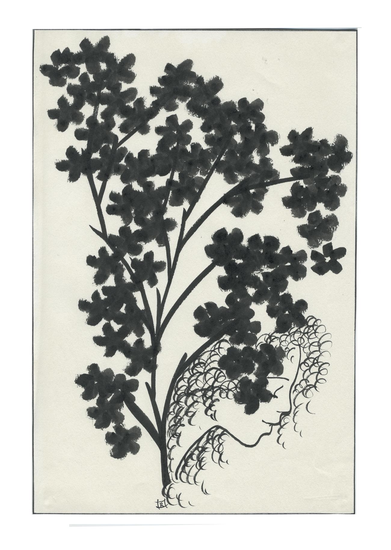 Fleur d'ombre