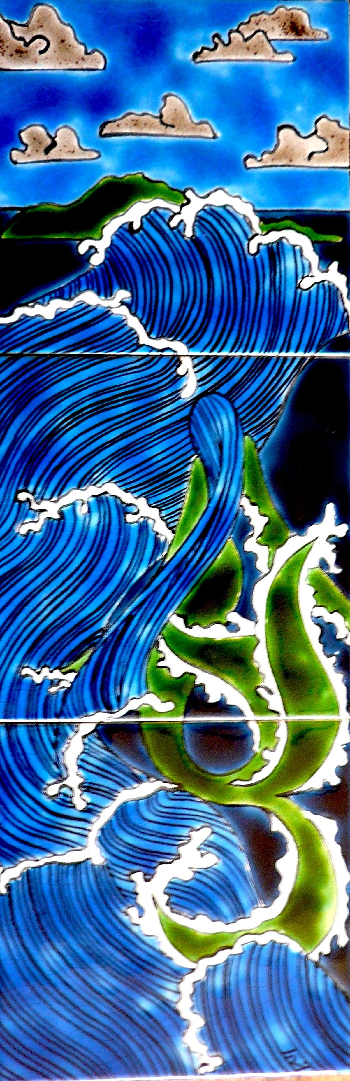 la vague merveilleuse