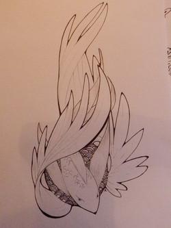 Le poisson ange