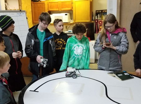 4-H Technology Demonstration