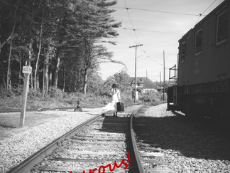 On Her Way - a 1940's young lady looks for her love traveling the USA