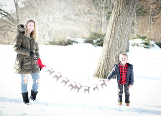 Christmas Photo Session - late post  :)