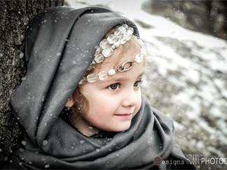 Winter Woodland Ice Princess