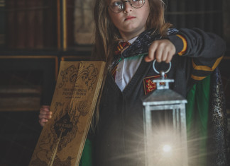 A HARRY POTTER HALLOWEEN