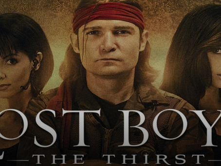 HBO Max picks up Evan Charnov's Lost Boys for 2020 Halloween slate.