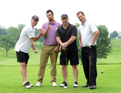Our golfers