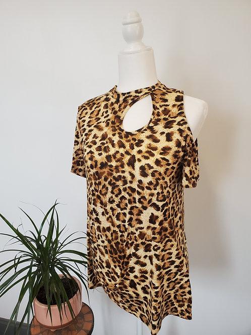 Leopard Cut Out