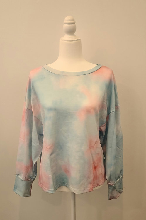 Tie Dye Long SleeveTop