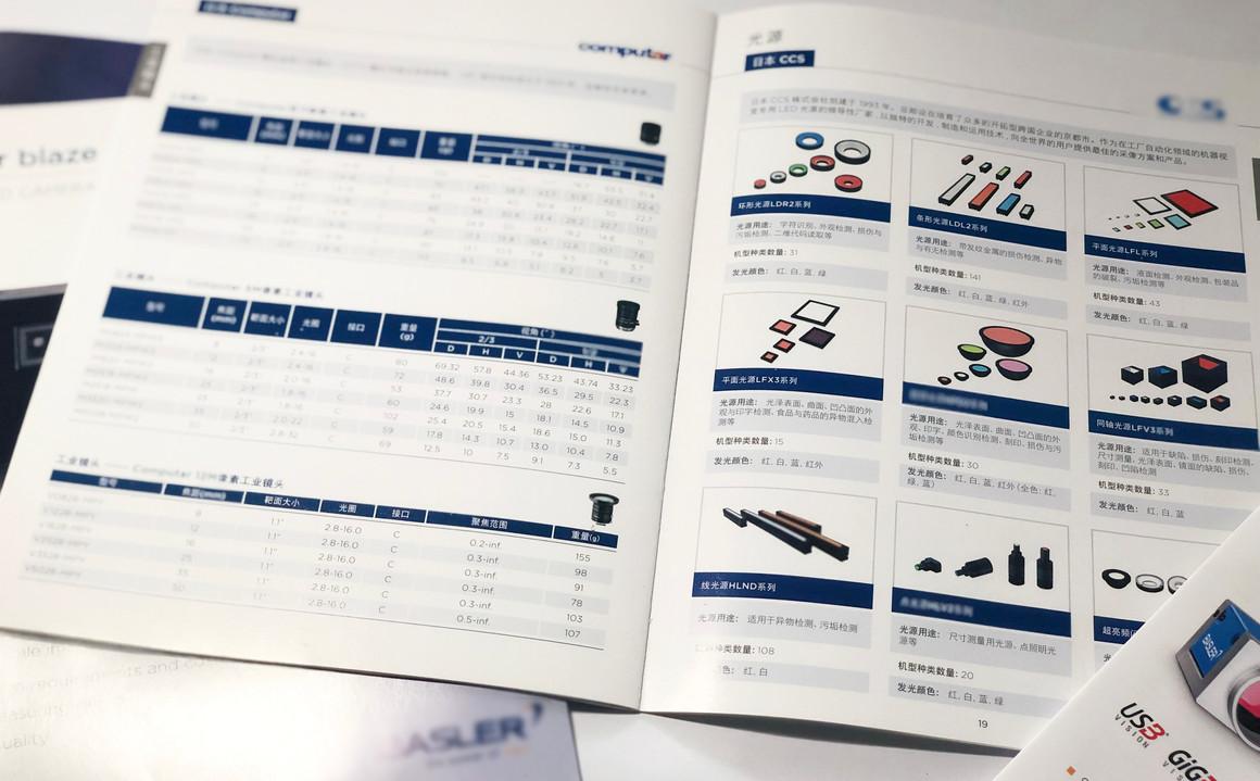 catalogue Series