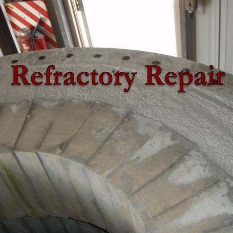 Refractory Repair