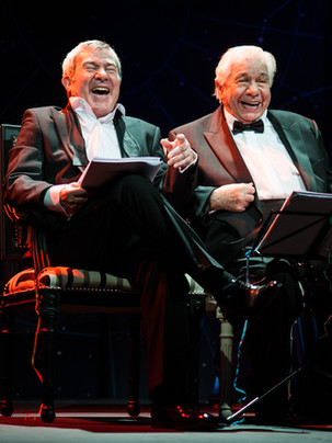 Michel Galabru & Martin Lamotte - Les Diablogues