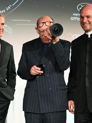 Festival de Cannes - Thales Angénieux