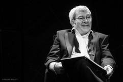 Martin Lamotte donne la réplique à Michel Galabru