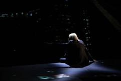 Pierre Richard dans Le Petit Eloge de la Nuit - Mise en scène Gérald Garutti