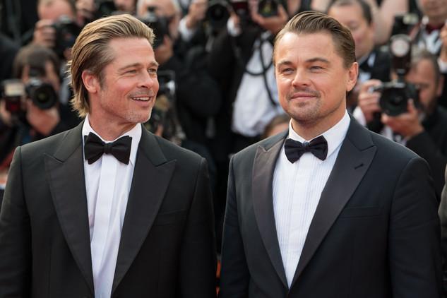 Brad Pitt & Léonardo Dicaprio