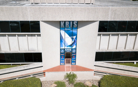 Channel 6 KRIS Front of Building