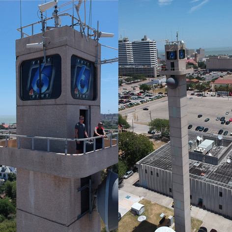 Channel 6 KRIS Tower
