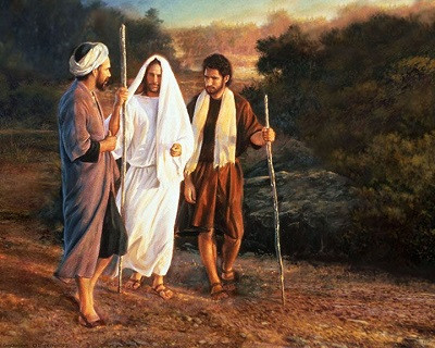 As Jesus was setting out on a journey….