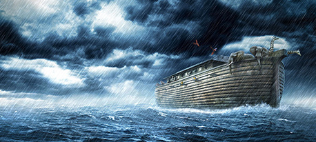 "Trust God to ""Build an Ark"""