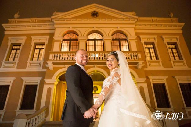 Casamento Suelen e André 12/11/2016