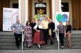 1ª Festa da Itália arrecadou doações para o Provopar