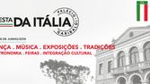 Em junho, Palácio Garibaldi realiza a 1ª Festa da Itália