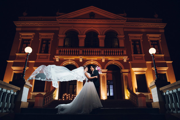 Casamento Caroline e Hyan