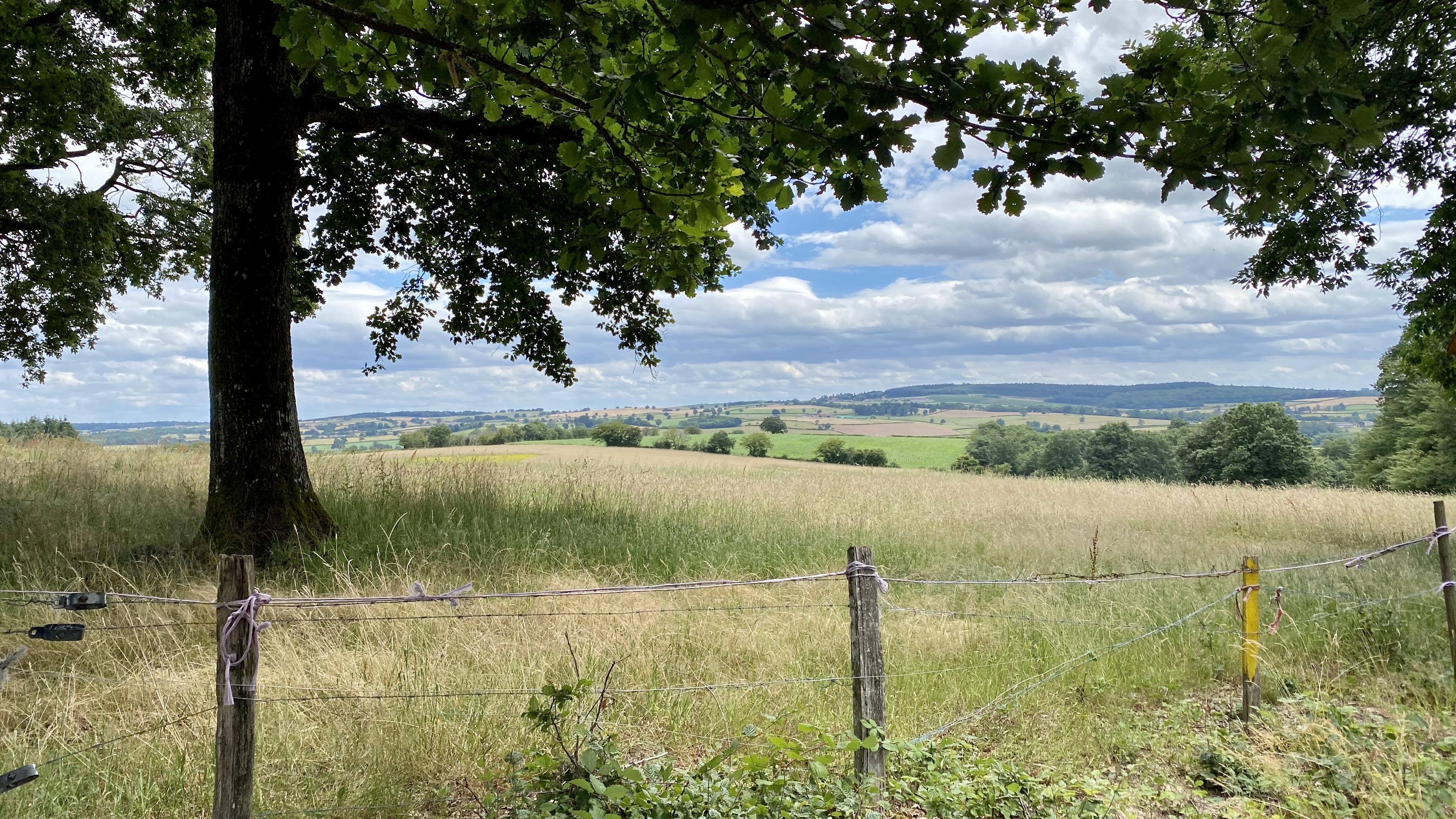 les paysages de Bourgogne