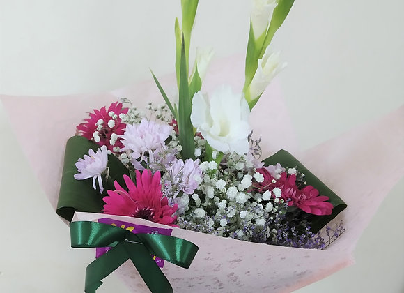 זר פרחים מהמם