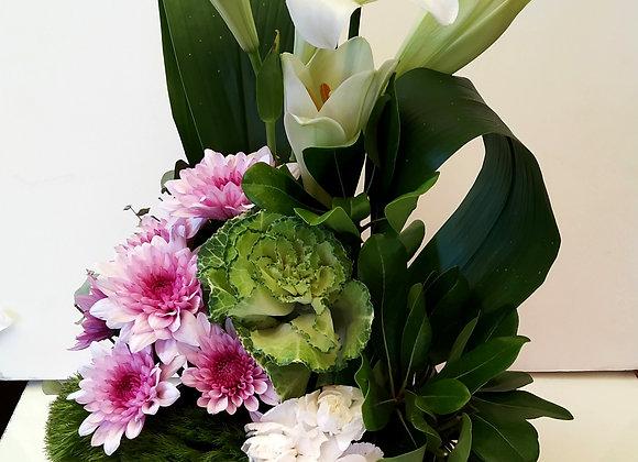 שזירת פרחים יפיפיה