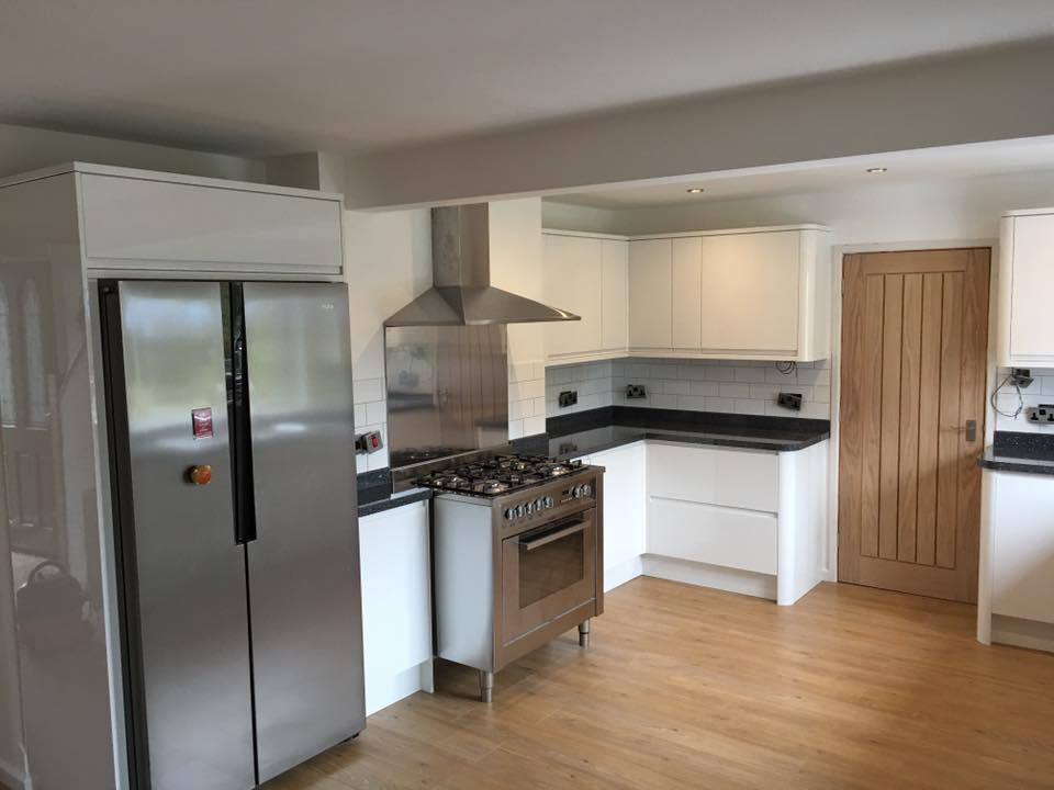 Fitted Kitchen AJB Construction Solutions Weymouth Dorset