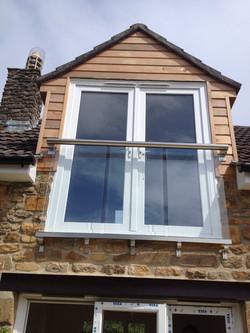 Balcony Window Weymouth Dorset