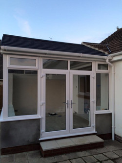 Extension AJB Construction Solutions Weymouth Dorset 3