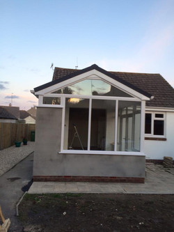 Extension AJB Construction Solutions Weymouth Dorset 4
