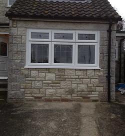 Garage Conversion Weymouth Dorset