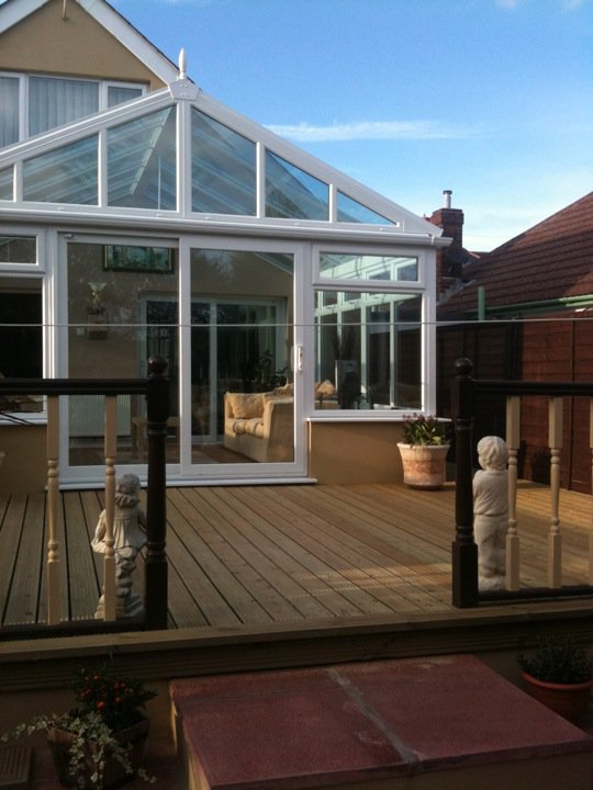Conservatories Weymouth Dorset