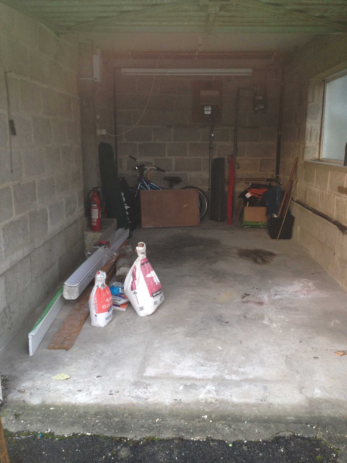 Garage Conversion Weymouth Dorset