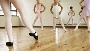 Unsere Ballettkinder zu Besuch im Senioren- und Pflegeheim in Salzhausen