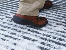 Is uw entreezone bestemd tegen de sneeuw?